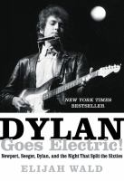 Dylan Goes Electric book cover