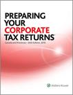 Preparing Your Corporate Tax Returns