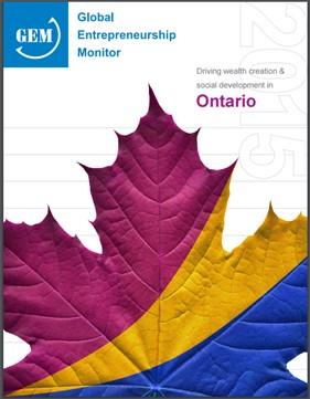 2015 GEM Ontario Report