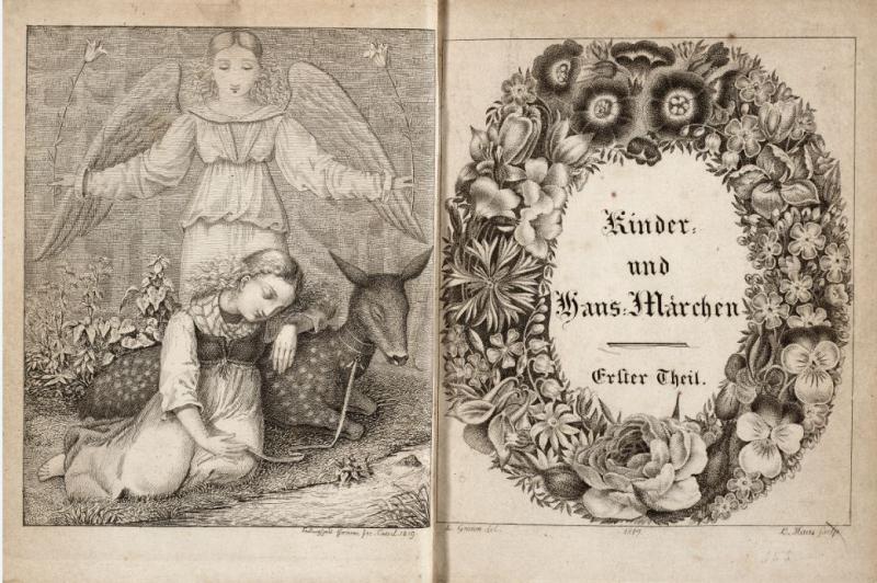 Kinder-und Haus-Märchen 1819
