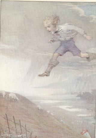 Honor Appleton for Little Thumbling, Perrault's Tales