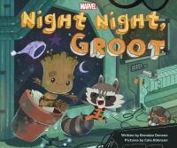 Night Night Groot, Brendan Deenan