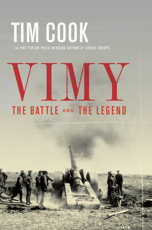 Vimy--the battle and the legend