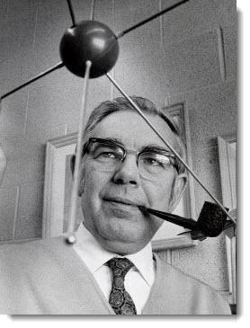 University of Toronto Professor Bernard Etkin