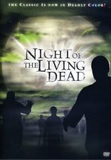 Night of the Living Dead DVD cover