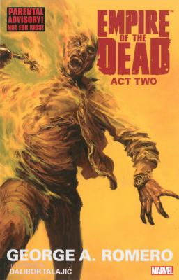 Empire of the Dead Act Two Book Cover