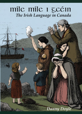 Image of Dannt Doyle's book - cover