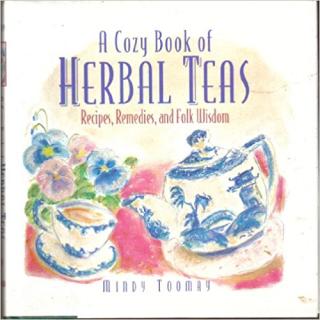 Cozy Book of Herbal Teas