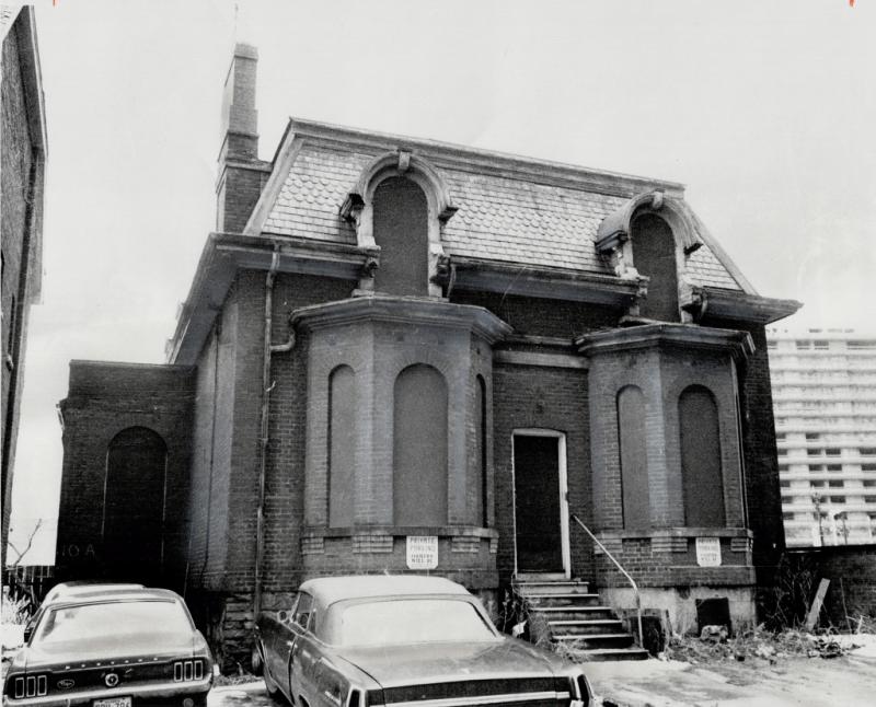 10 Asquith Avenue, 1973