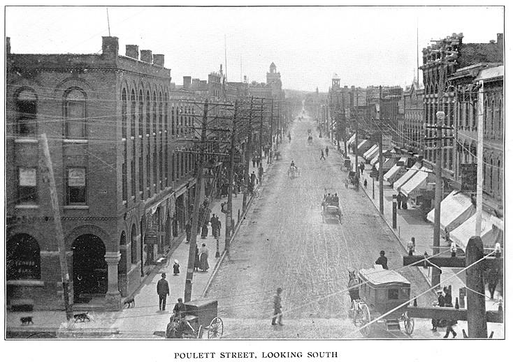 Poulett Street  Looking South