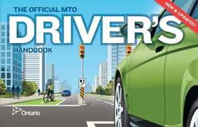 The Official MTO Drivers' Handbook