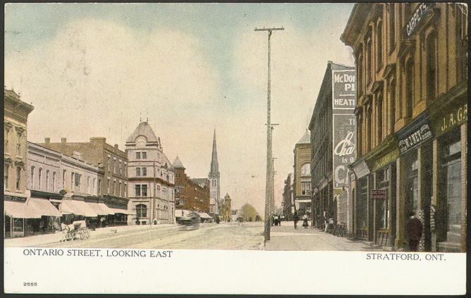 Ontario Street Stratford