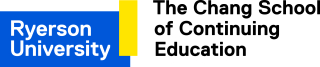 The Chang School of Continuing Education  Ryerson University