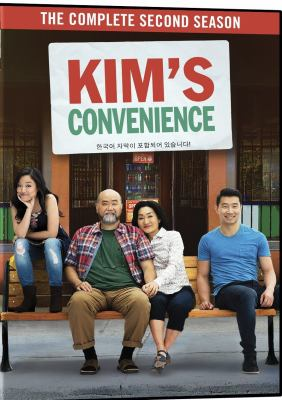Complete Second Season of Kims Convenience