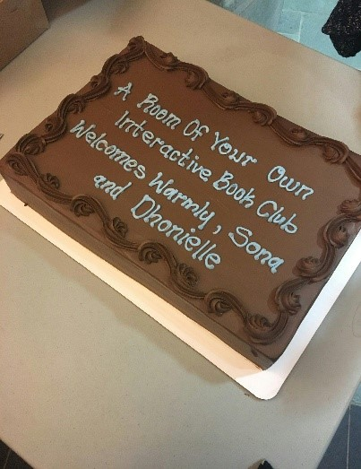 A Room of Your Own Cake
