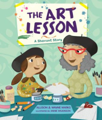 The Art Lesson A Shavuot Story