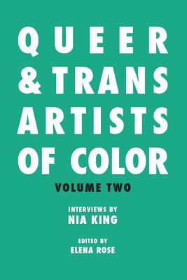 Queer and Trans Artists of Color Volume 2