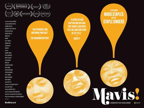 Mavis Staples DVD