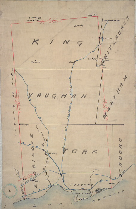 Original plan of the Toronto Purchase from the Indians%2c 1787-1805 maps-r-125