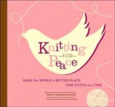 Knitting for Peace