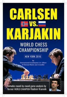 Carlsen vs. Karjakin World Chess Championship  New York 2016