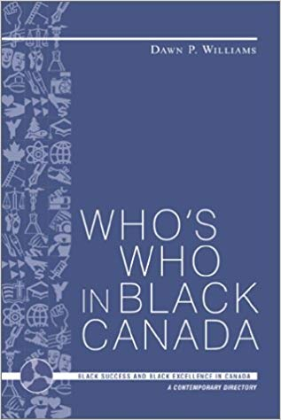 Who's Who in Black Canada