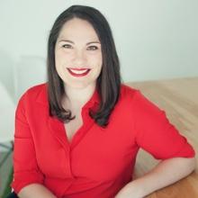 Amanda Cupido TPL innovator in residence on podcasting