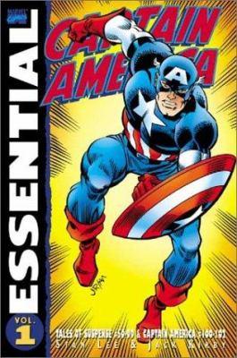 Essential Captain America. Vol.1