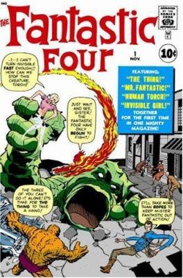 Fantastic Four Omnibus Vol.1