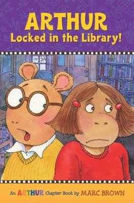 Arthur Locked in the Library