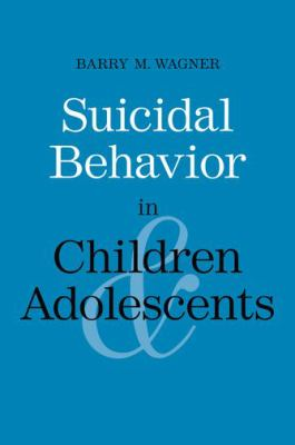 Suicidal Behavior in Children and Adolescents