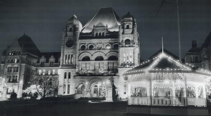 Queen's Park 1985