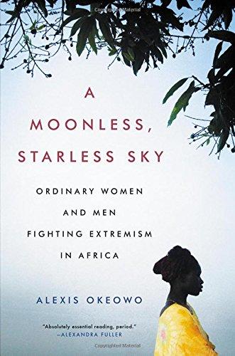 Moonless  Starless Sky