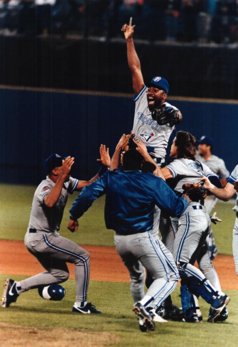 Blue Jays Win World Series 1992