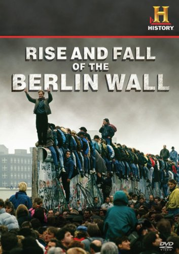 Rise and Fall of the Berlin Wall DVD