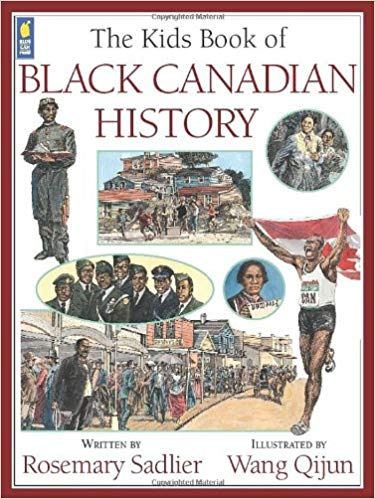 Kids Book of Black Canadian History