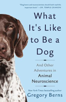 What it's like to be a dog  and other adventures in animal neuroscience