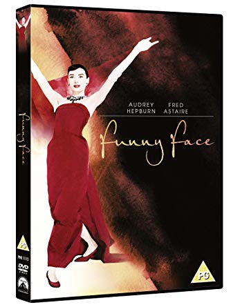 Funny Face dvd with Audrey Hepburn