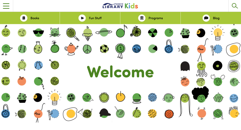 TPL Kids Homepage