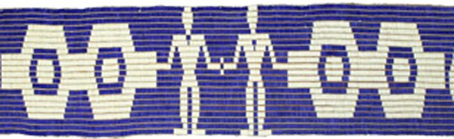 Treaty of niagara covenant wampum