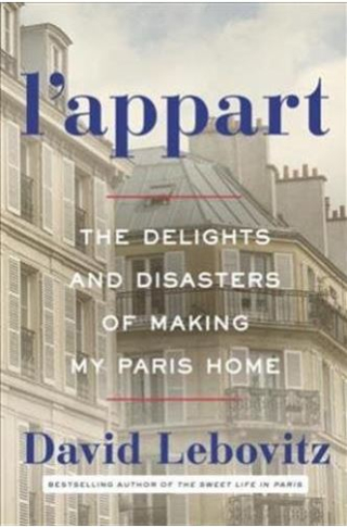 L'Appart--the delights and disasters of making my Paris home