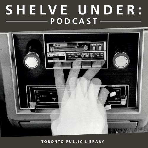 Shelve Under Podcast logo