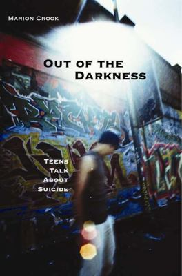 Out of the darkness teens talk about suicide