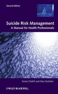 Suicide risk management  a manual for health professionals