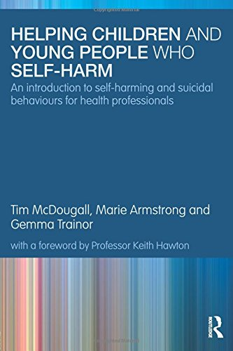 Helping Children and Young People who Self-harm An Introduction to Self-harming and Suicidal Behaviours for Health Professionals