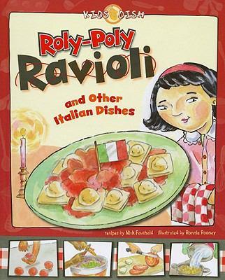 Roly-Poly Ravioli
