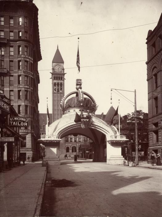 City Hall 1901