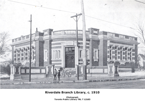 Riverdale Branch Library c.1910
