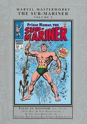 The Sub-Mariner. Vol.2