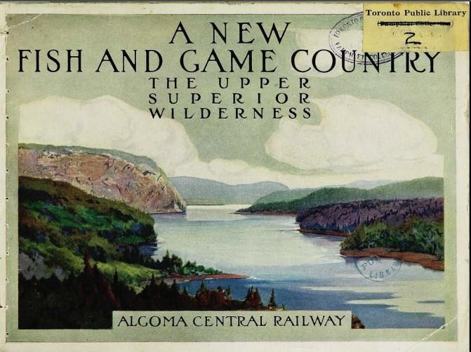 Algoma Central and Hudson Bay Railway
